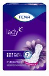TENA Lady Maxi Night, podpaski (12 szt.)